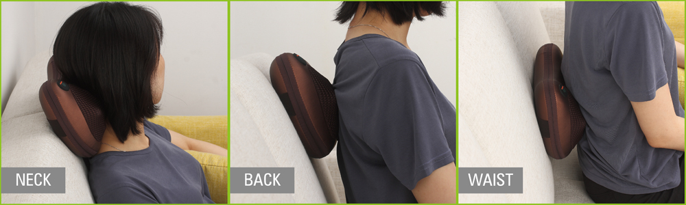 Neck Multifunction Massage Pillow