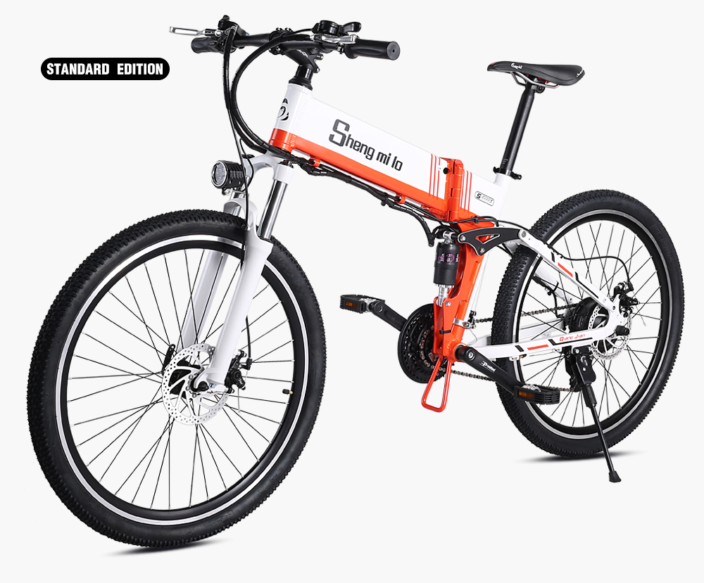 New electric bicycle 48V500W assisted mountain bicycle lithium electric bicycle Moped electric bike  ebike electric bicycle elec