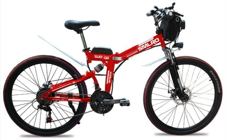 MX300 SMLRO Factory wholesale folding electric bike/electric bicycle 26 inch for sale