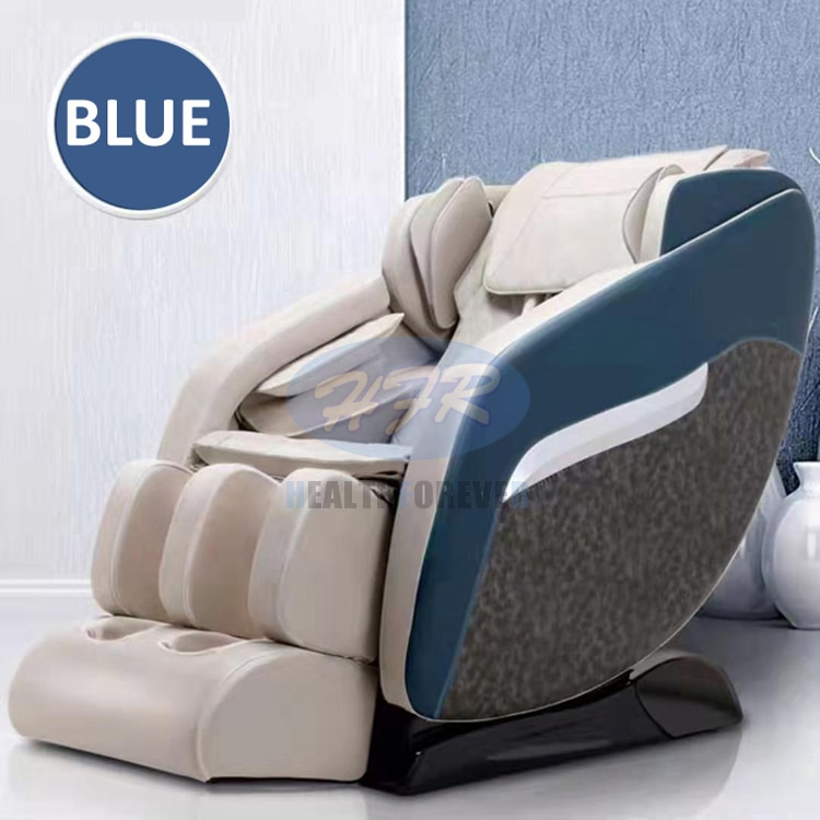 Home full automatic space luxury multifunctional new small electric old man sofa full body 4D cheap zero gravity massage chair